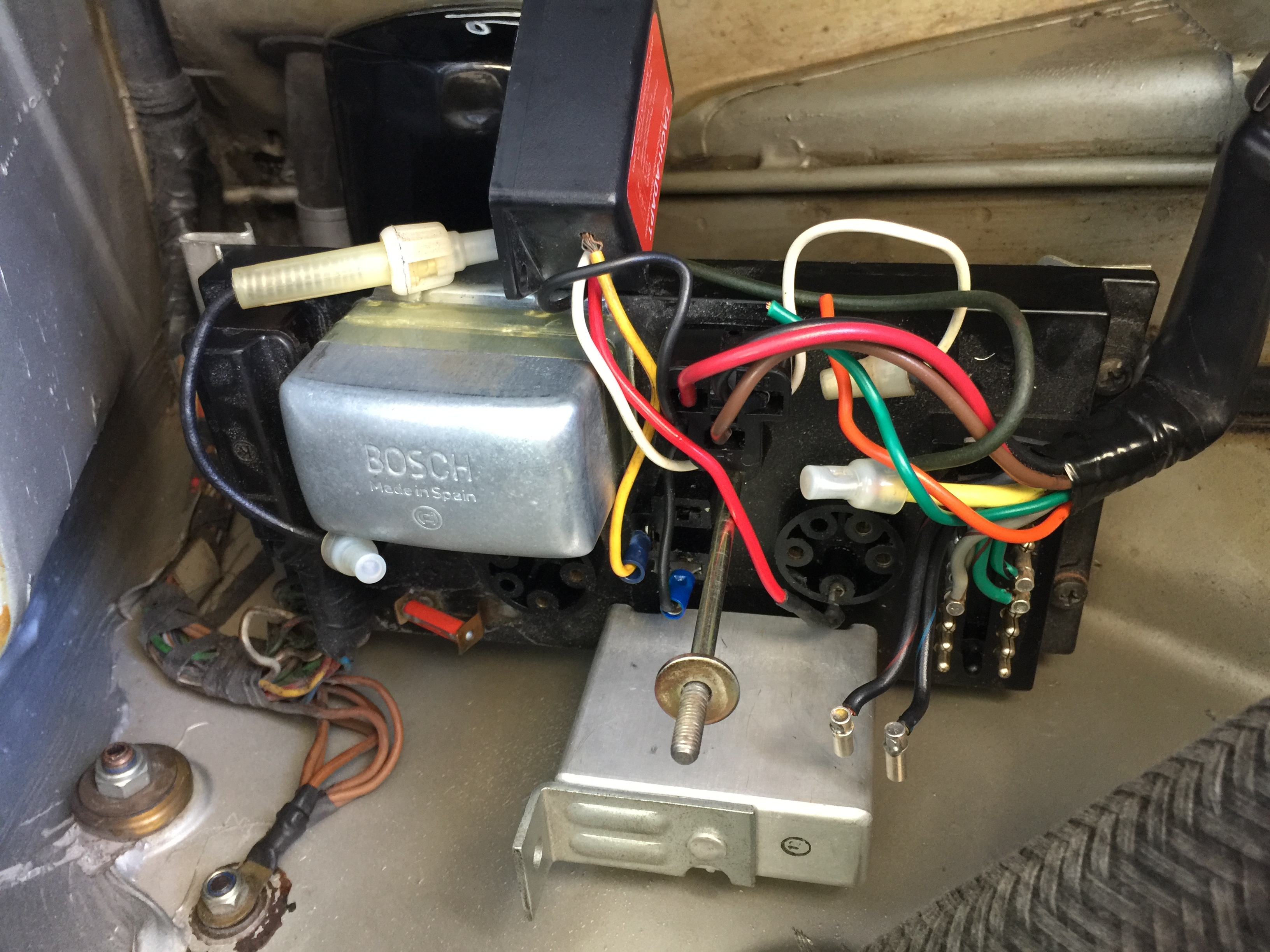 1970 914 6 Harness Horror Porsche 964 Wiring Loom Attached Image