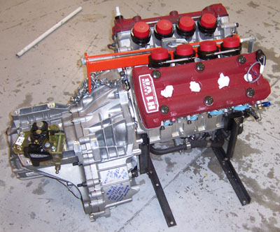 914World com > Mini V8? Could it be done, easily?