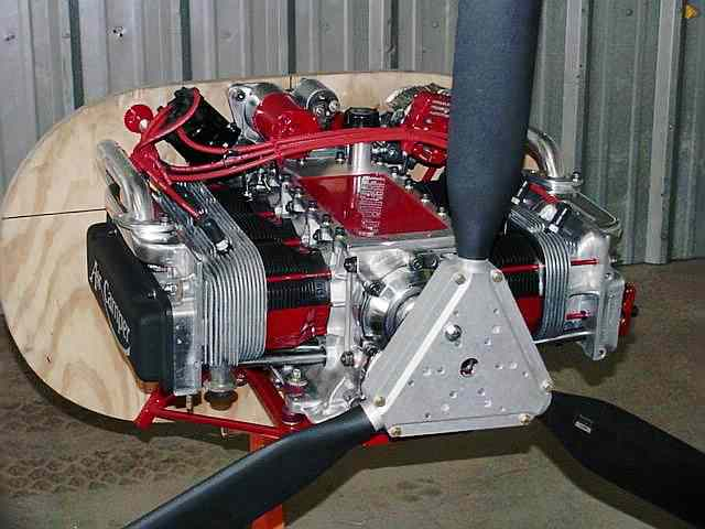 914World com > SOT: The truth about Corvair engines