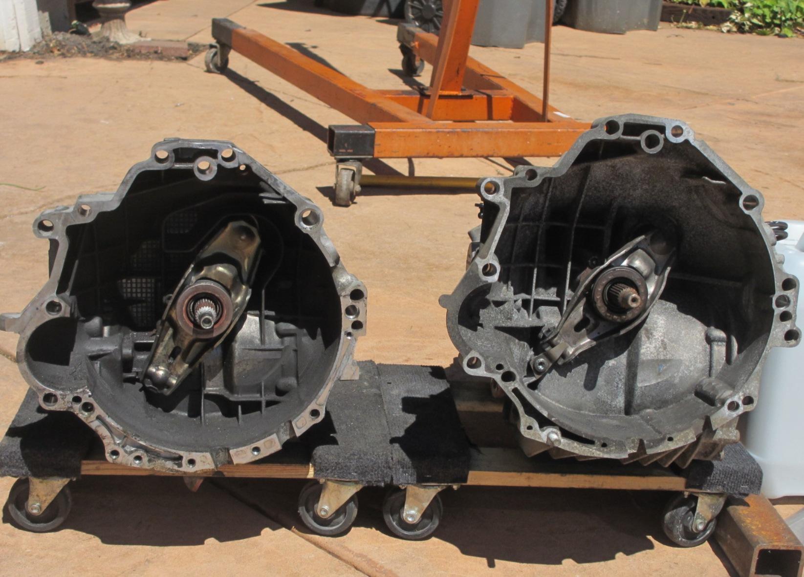 914World com > Subaru 5 speed trans vs boxster s 6 speed