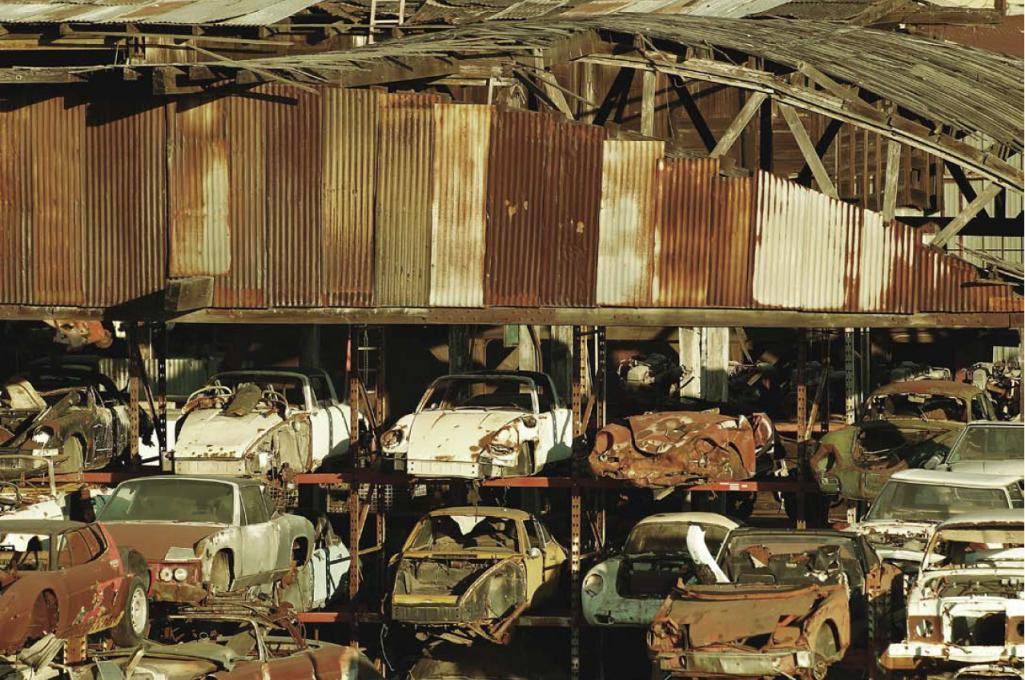 Auto parts junkyard los angeles