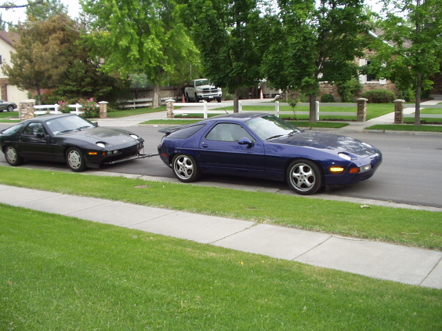 Anyone Ever Tow With A 928 Pelican Parts Forums