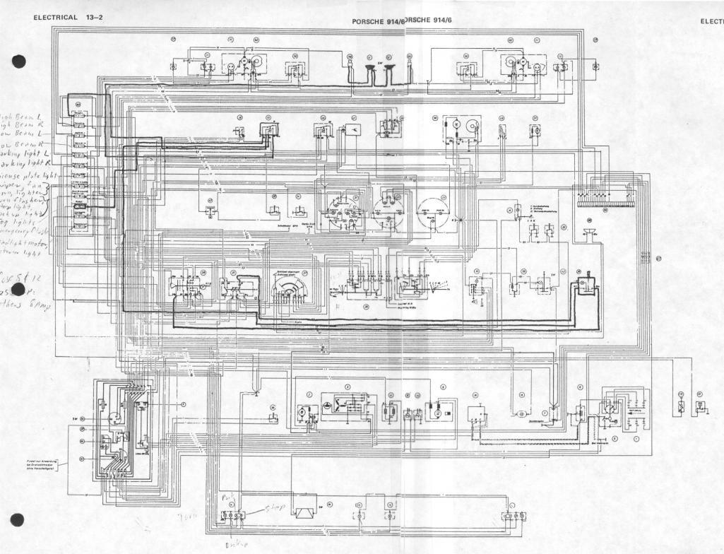 Cool Porsche 914 Wiring Wiring Diagram Wiring 101 Capemaxxcnl