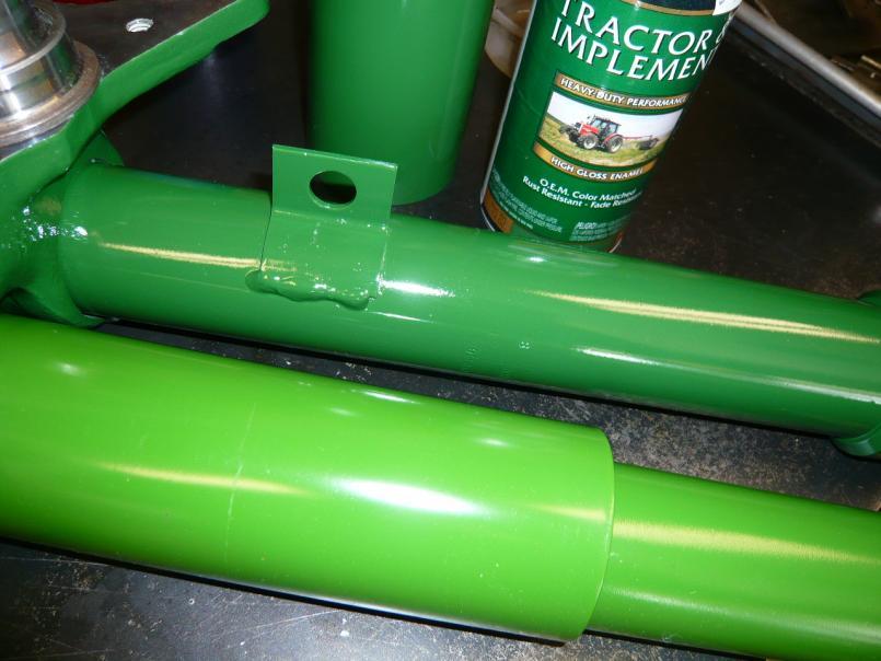 John Deere Toaster : The quest for bilstein green