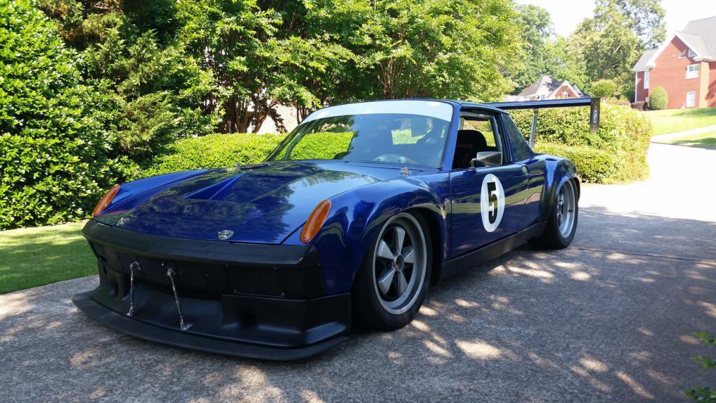 914World.com | Is a 914 a good car for weekend / track car fun?