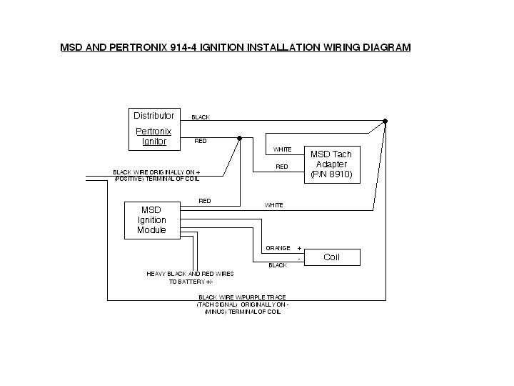 mallory hei distributor wiring solidfonts hei distributor wiring diagram pictures