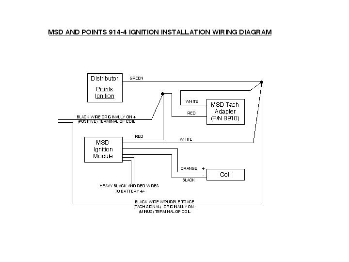 post 122 1150945492 914world com msd pertronix installation and pertronix wiring schematic at edmiracle.co
