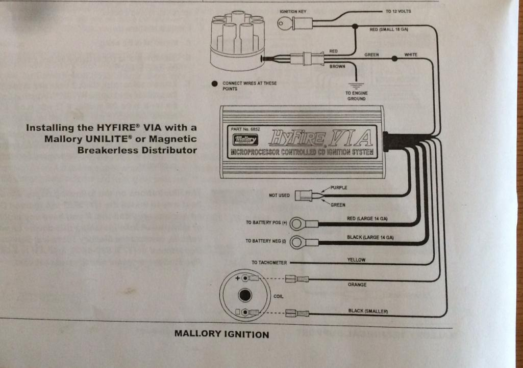 mallory magnetic breakerless distributor wiring diagram mallory mallory hyfire wiring diagram motorcycle schematic on mallory magnetic breakerless distributor wiring diagram
