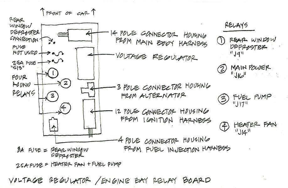 914World.com | Relay Board - 73 on kia spectra wiring harness, buick skylark wiring harness, pontiac bonneville wiring harness, amc amx wiring harness, saab 900 wiring harness, porsche 944 wiring harness, volvo 1800 wiring harness, porsche 914-6, porsche wiring diagrams, mercedes e320 wiring harness, model a wiring harness, engine wiring harness, jaguar e-type wiring harness, acura legend wiring harness, honda nsx wiring harness, mazda rx7 wiring harness, datsun 510 wiring harness, bmw 2002 wiring harness, volkswagen type 3 wiring harness, pontiac grand am wiring harness,