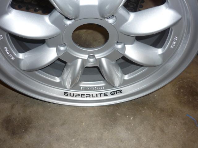 914World com | FS Superlite GTR wheels SOLD