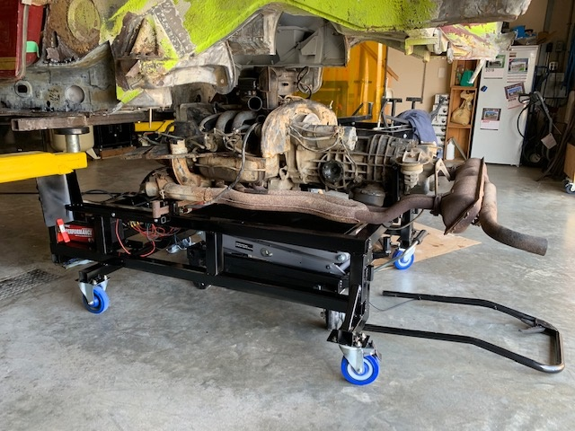 914world.com | wiring for an engine run stand with djet  914 world