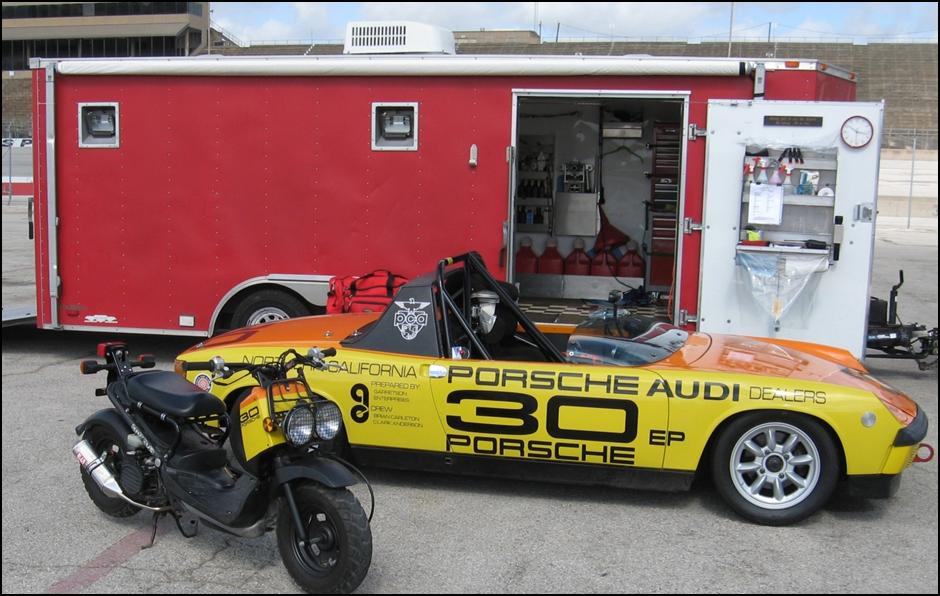 Com Fs Porsche Race Car Richie Ginther Replica