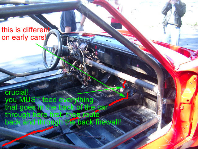 914world com how to install a main wiring harness rh 914world com  porsche 914 wiring harness for sale