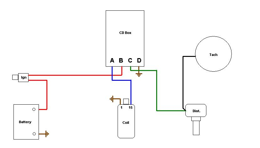 Tachometer Wiring - Wiring Diagrams List on