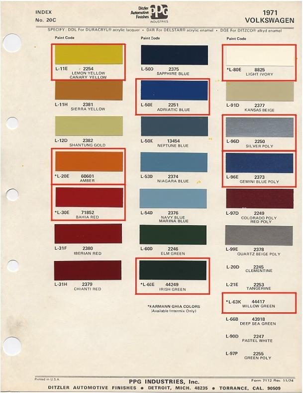 Maaco Paint Colors Chart Similiar Maaco Paint Colors