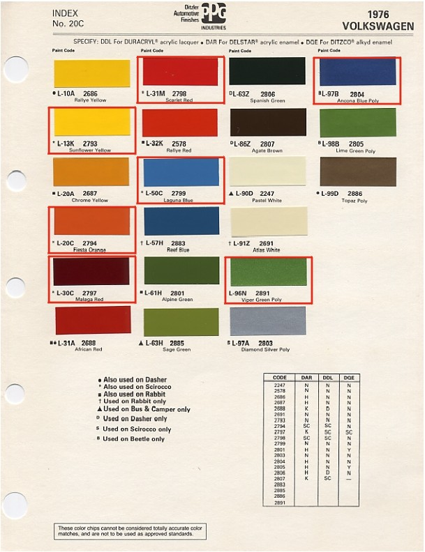914world 914 Colors Color Code Chart And Pictures