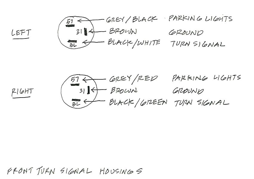914World.com | Euro Turn Signal Conversion Wiring on dimmer switch wiring diagram, battery wiring diagram, camshaft position sensor wiring diagram, power antenna wiring diagram, window motor wiring diagram, neutral safety switch wiring diagram, door lock switch wiring diagram, fuse wiring diagram, headlight wiring diagram, fan clutch wiring diagram, ignition relay wiring diagram, speedometer wiring diagram, turn signal wiring harness diagram, combination switch wiring diagram, turn signal light cover, horn wiring diagram, throttle position sensor wiring diagram, turn signal light switch, speed sensor wiring diagram, a/c compressor wiring diagram,