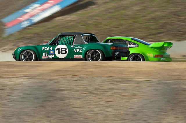 Com Porsche Race Car Gt Replica
