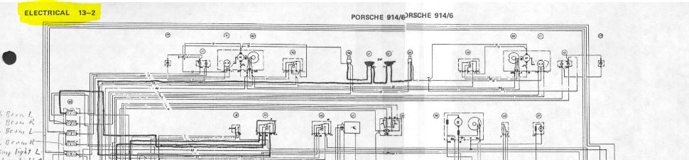 [DIAGRAM_5UK]  914World.com | Looking for a 1970 914-6 Wiring Diagram | Porsche 914 6 Wiring Diagram |  | 914 World