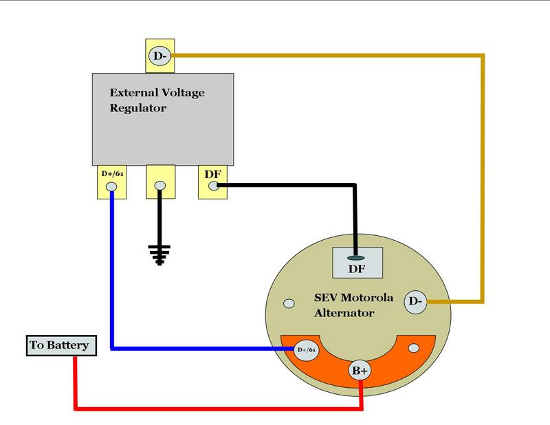 Motorcraft Voltage Regulator Wiring Diagram : World the largest online community