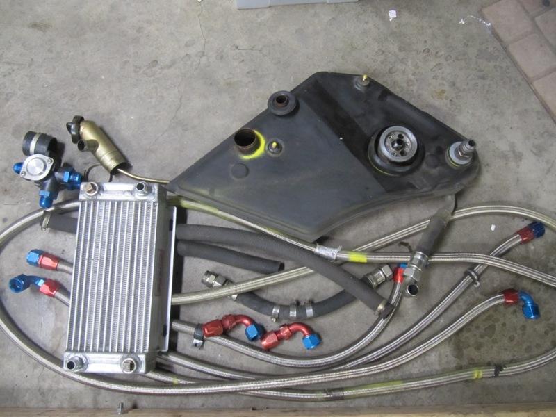 Fs Orginal 914 6 Oil Tank Cooler Thermostat An 12