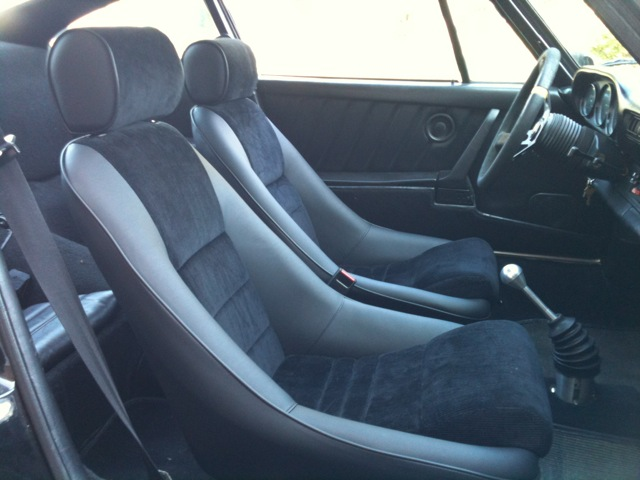 914World.com | another seat option - Cobra Clic RS on old corvette seats, old motorcycle seats, old jeep seats, old volvo seats,