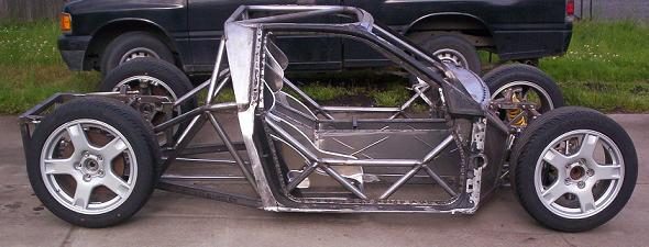914World.com | Chassis (re)construction