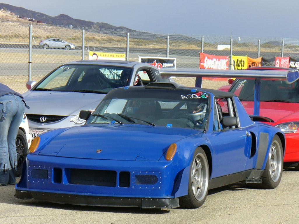 914World.com   '73 FAST V8 conversion car