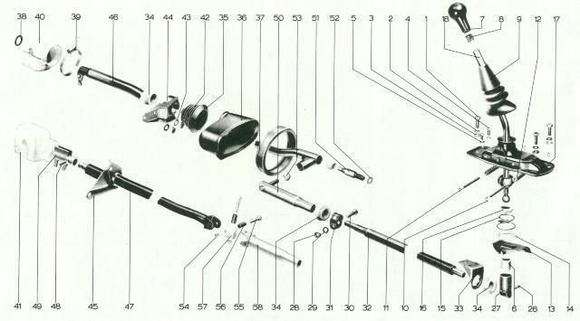 Porsche 914 Transaxle Flipped For Rear Engine Application