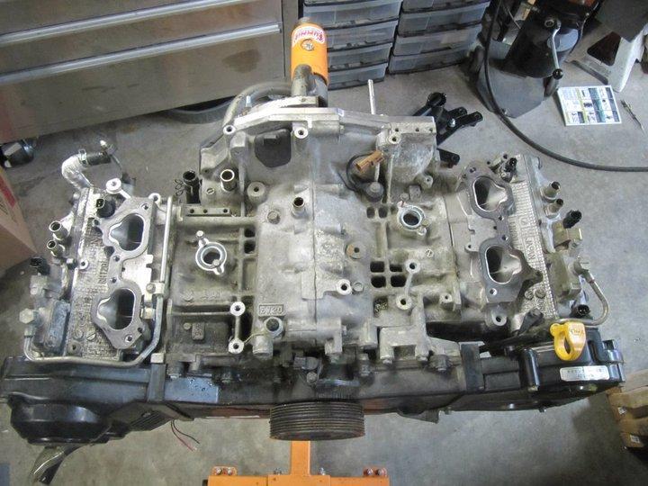 914World.com > Engine 3D Model Subaru EJ22-EJ20