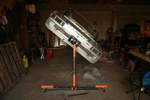 How To Make Your Own Car Rotisserie likewise Built In Bbq Grills additionally Viewtopic also Index together with Porsche 914 Starting Srch. on 914 rotisserie plans