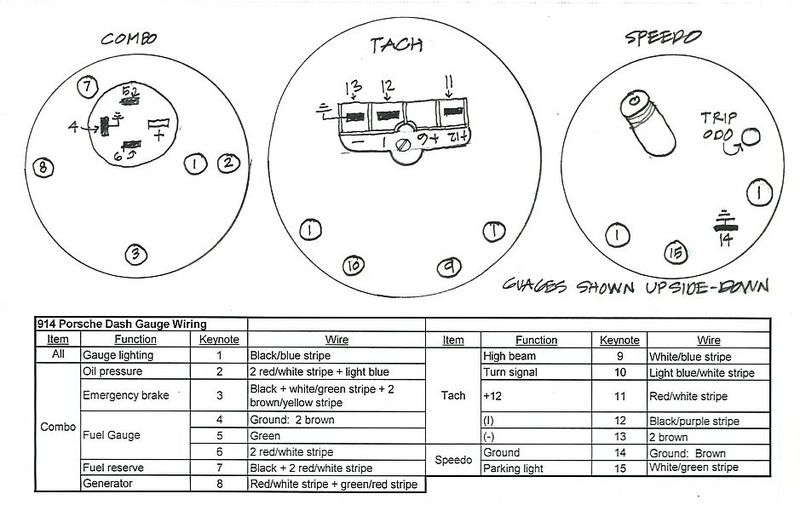 1976 porsche 914 wiring diagram data cat5 wiring