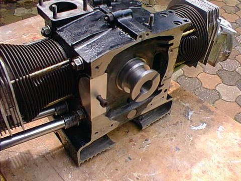 914World com > VW 2 cylinder airplane engine