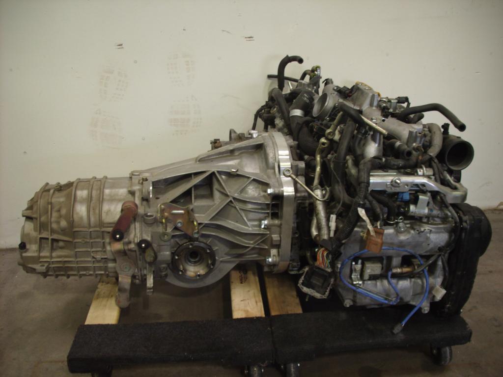 914World.com > Subaru Engine w/Boxster transaxle