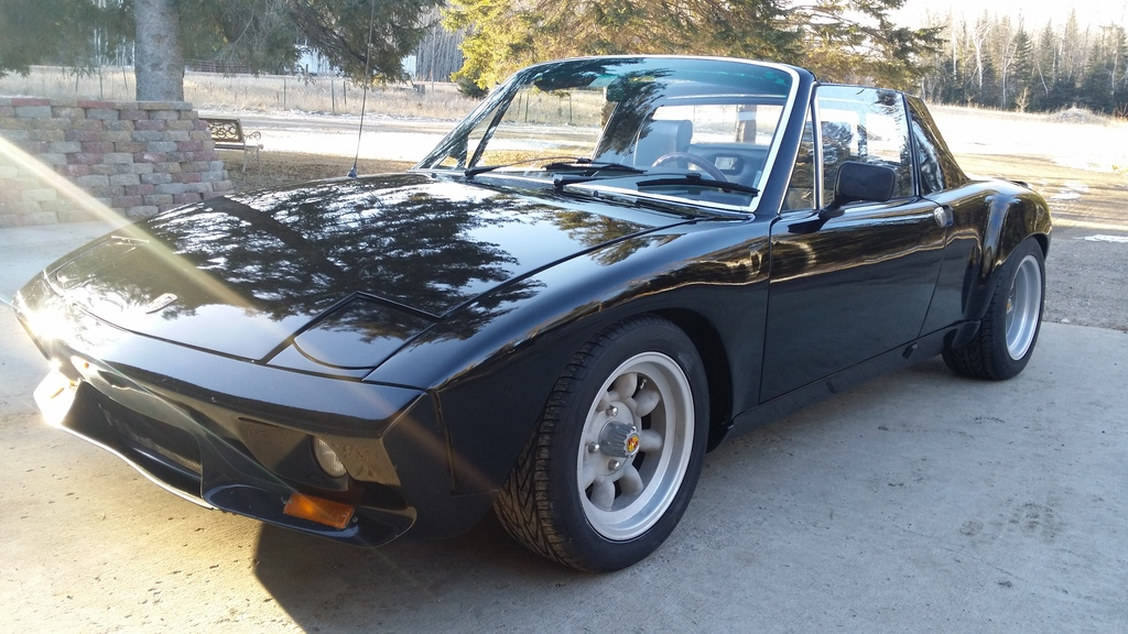 914World.com > FS: 1972 Porsche 914-V8