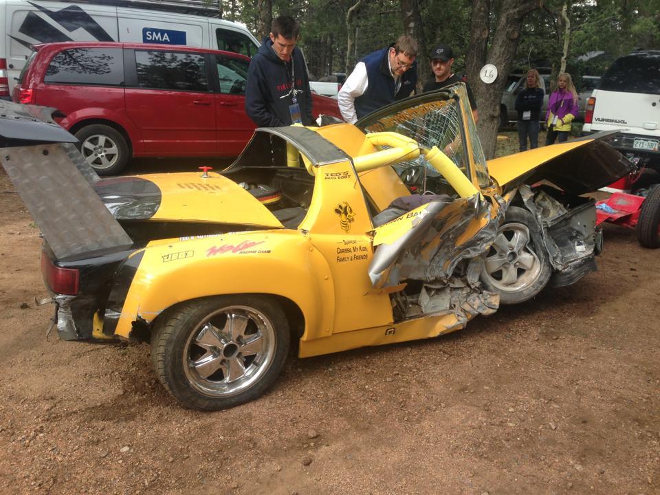 914world Com 914 Crash At Pikes Peak