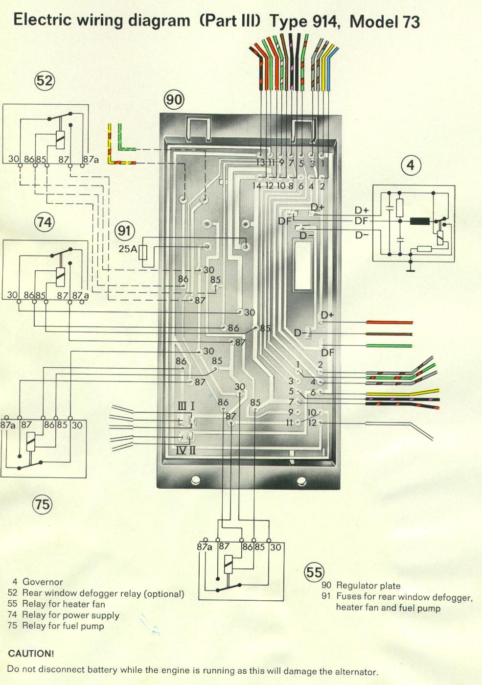 914world > Fuel Pump Wire Number. Corvette. 1982 Corvette Rear Window Defogger Wiring Diagram At Scoala.co