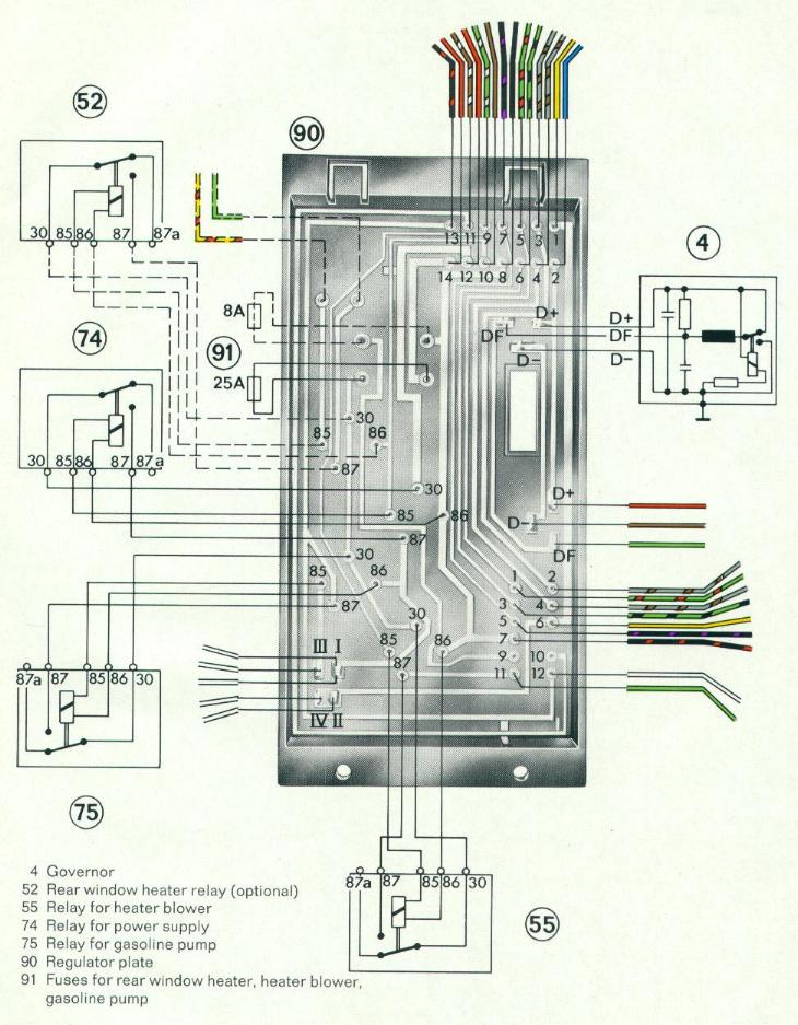 www.pelicanparts.com 179 1428344931.1 914world com problem with wiring from relay board to coil etc fuse box diagram 1975 porsche 914 at crackthecode.co